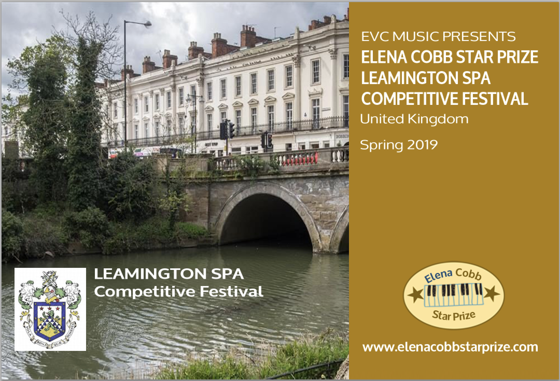 Leamington Spa Competitie Festival