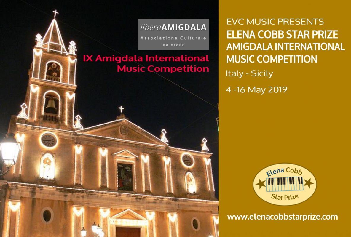 Amigdala Piano Competition